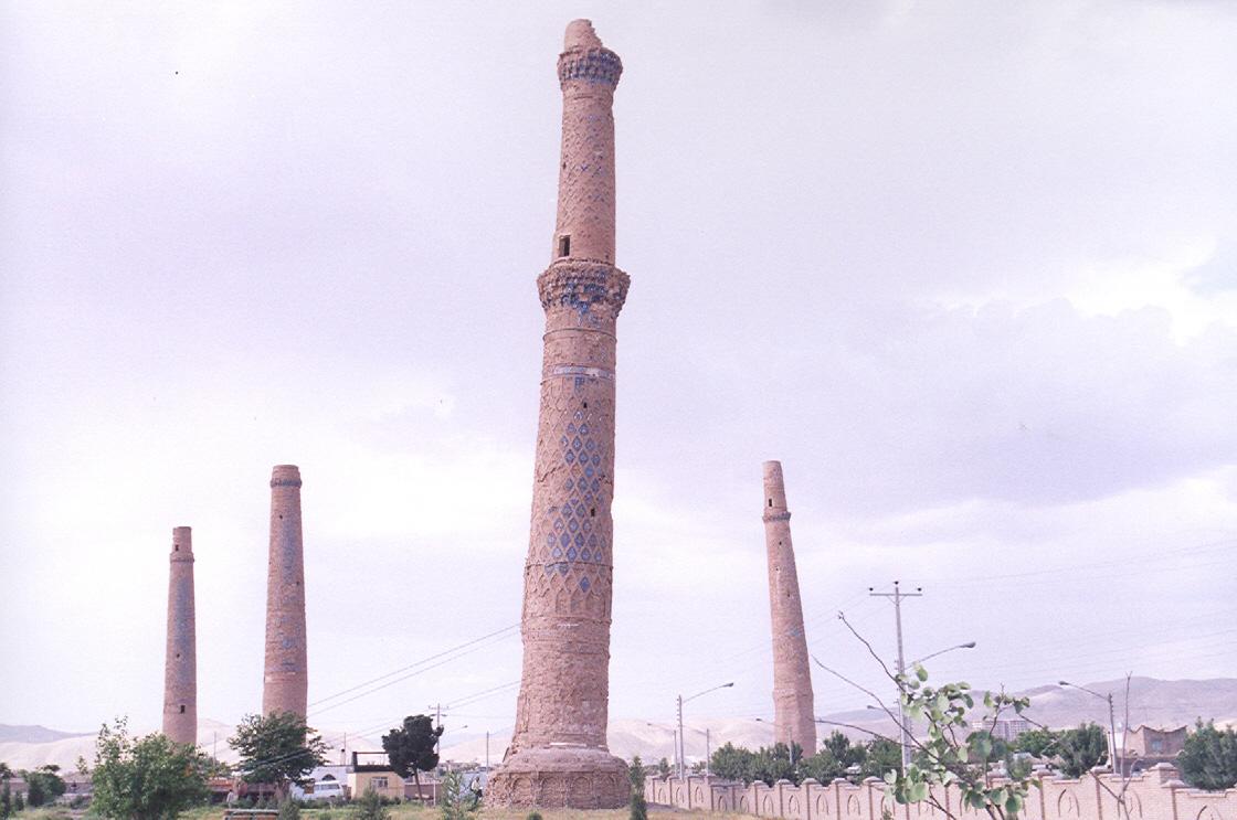 Herat-Minaret
