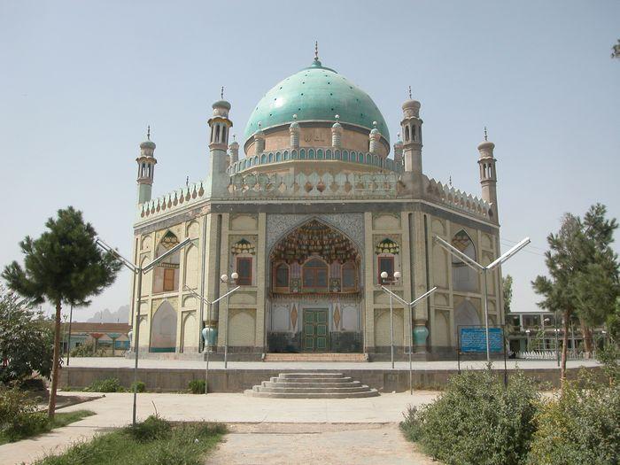 Ahmad Shah Baba Tomb