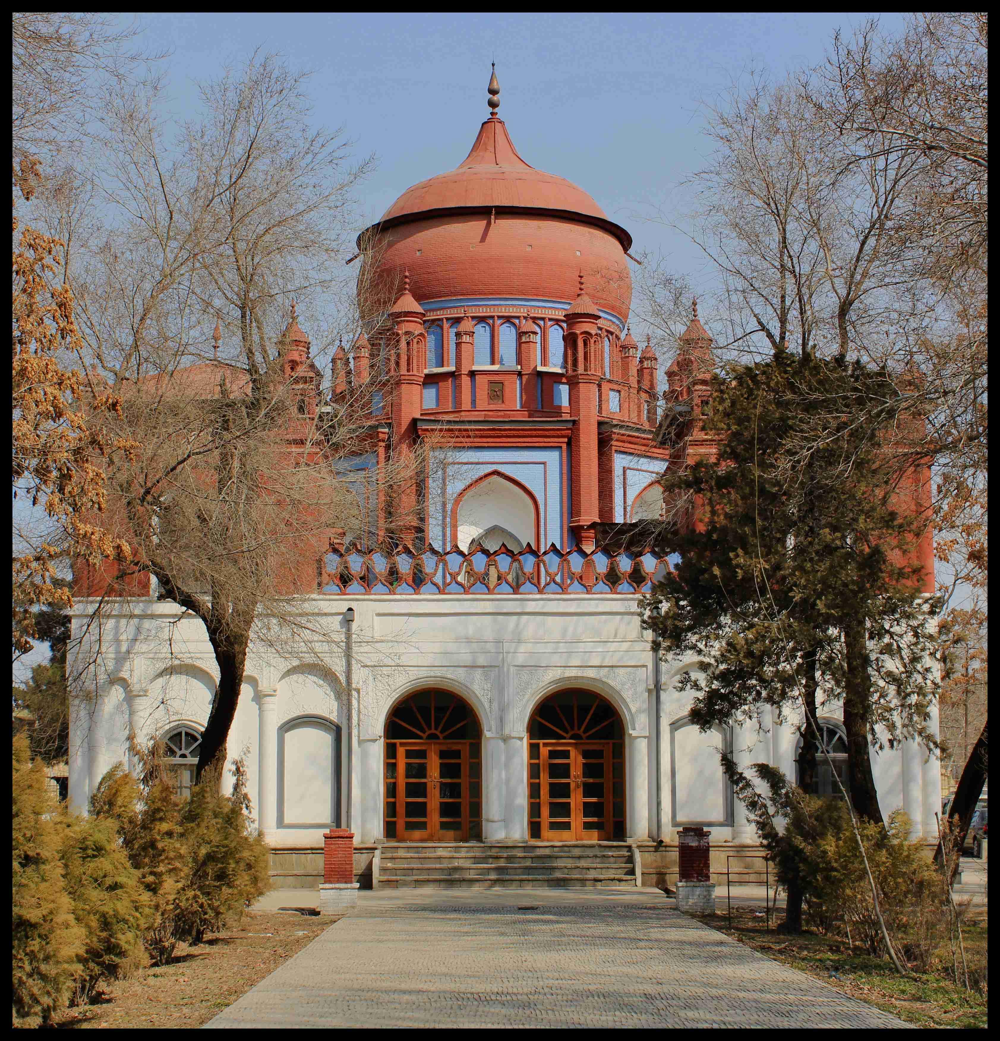Amir Abdul Rahman Khan Tomb