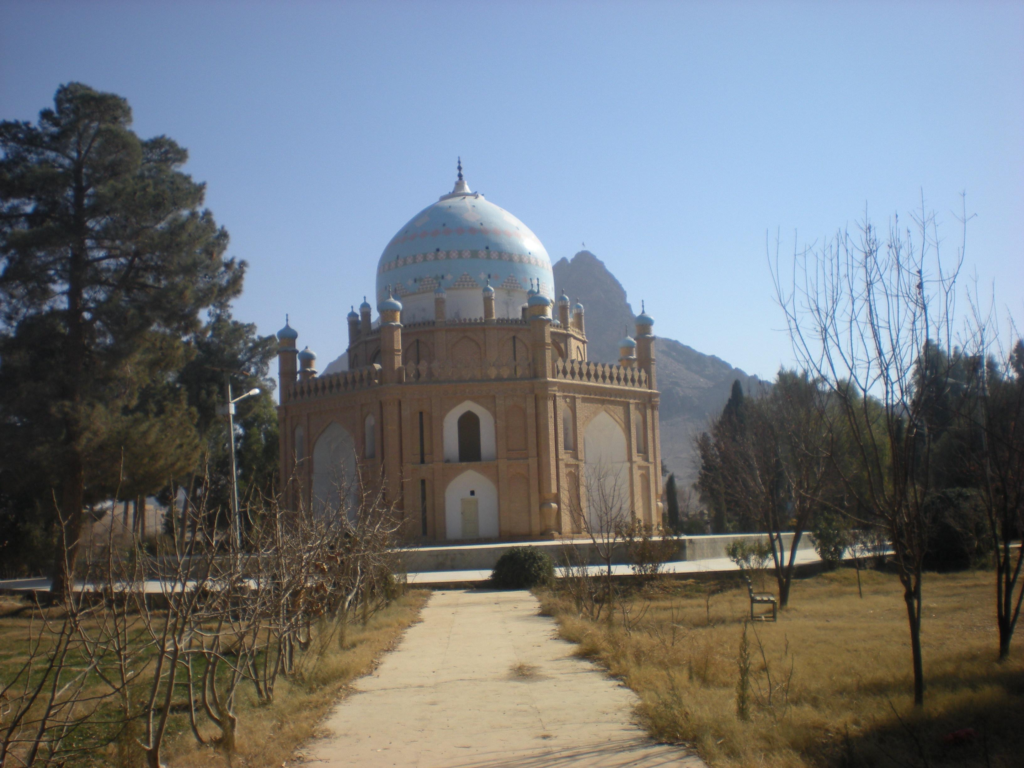 Mirwais Nyka-Tomb