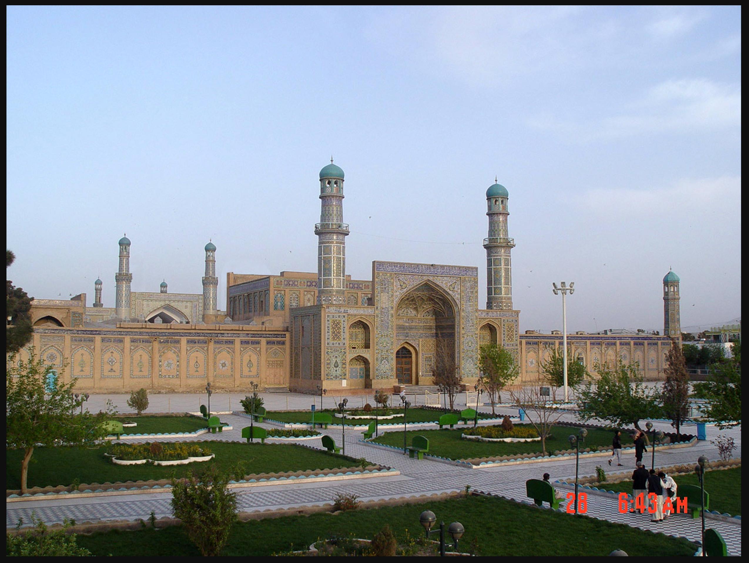 Jame-Mosque Herat