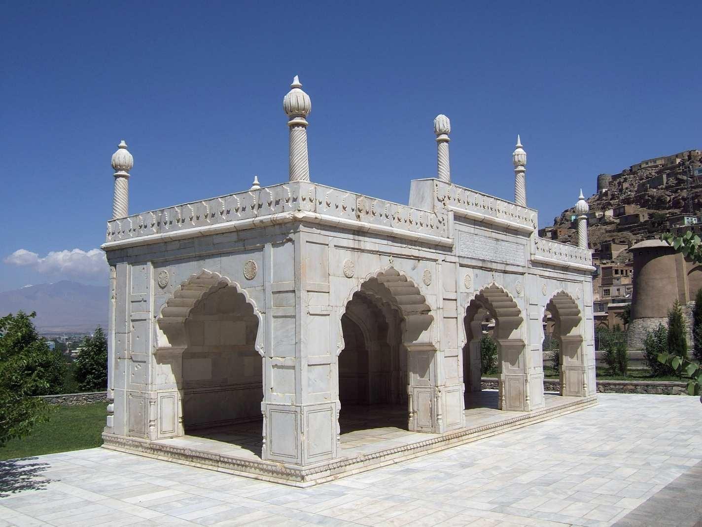 Shah Jahan-Mosque
