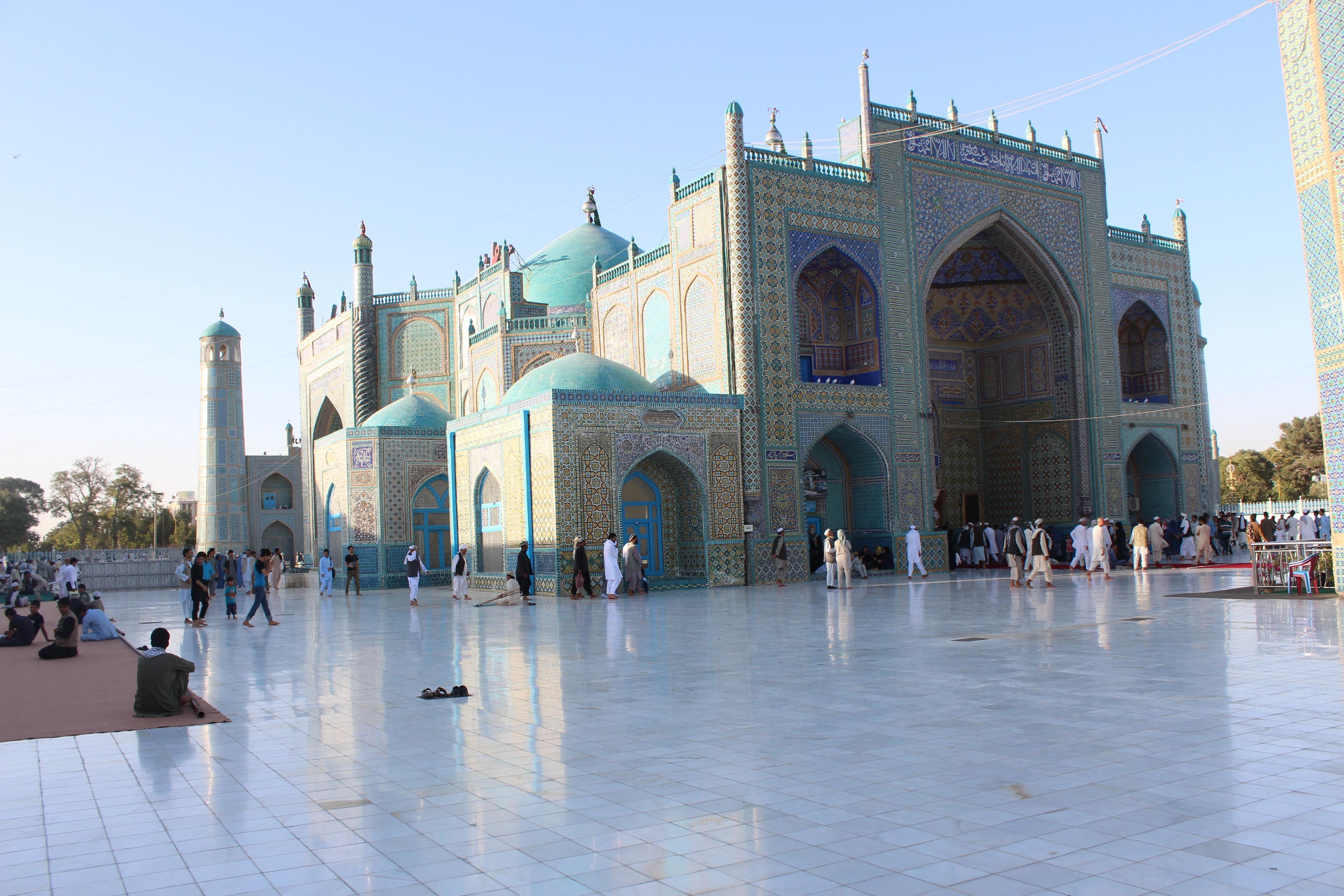 Rawza-Hazar-Sharif